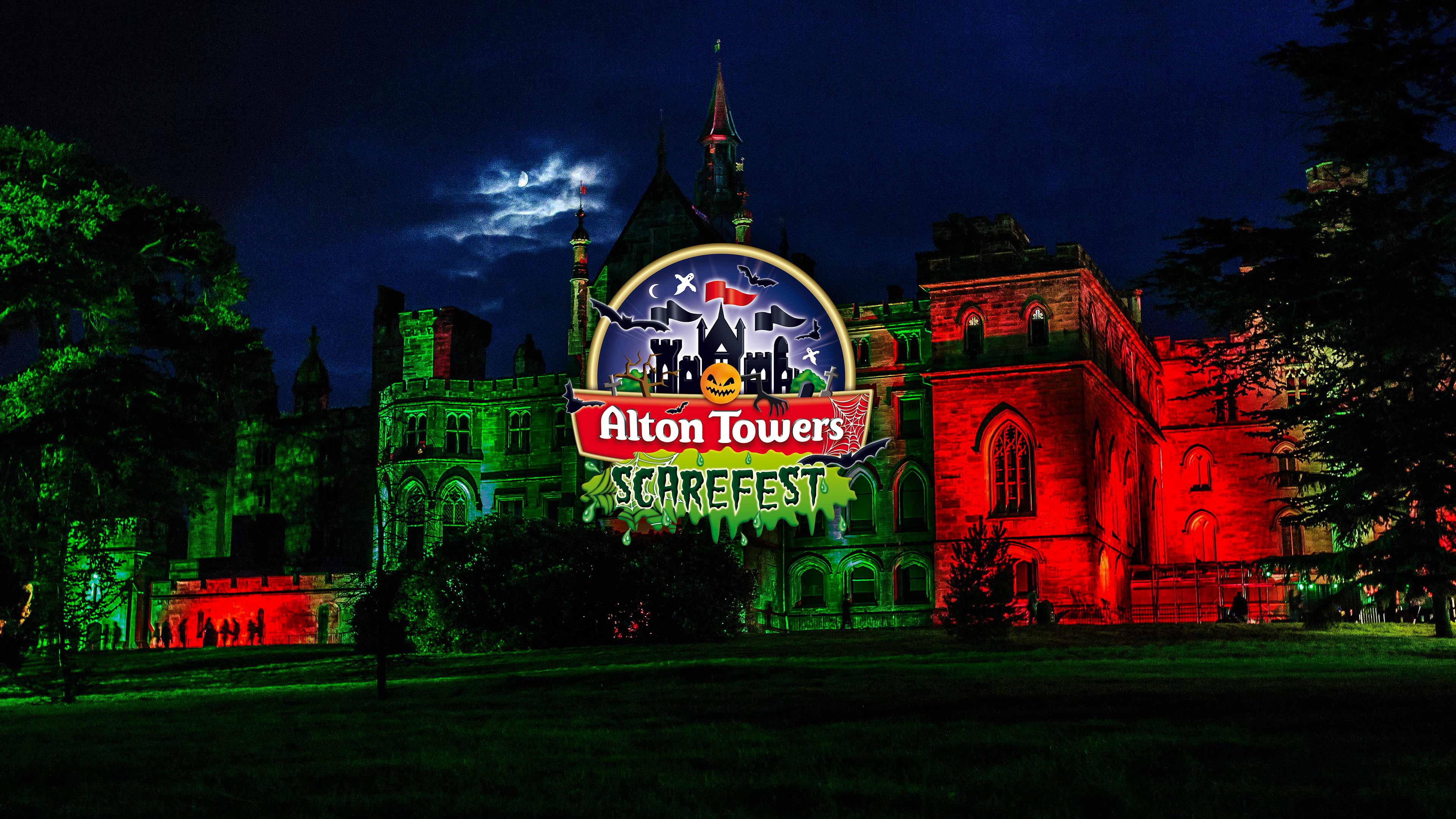Hotels Near Alton Towers