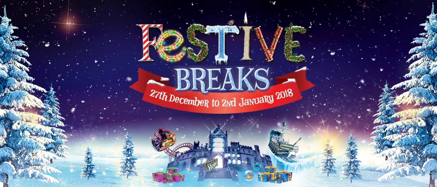 What's included in your break at Alton towers