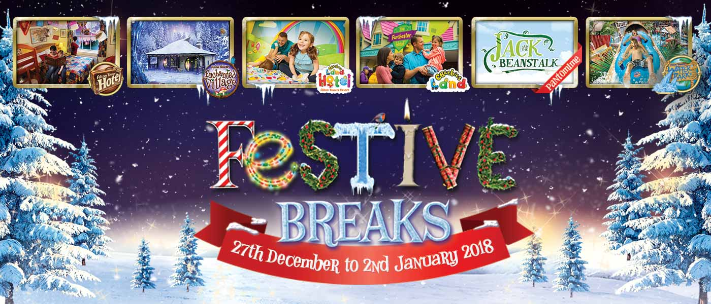 Festive Breaks at the Alton Towers Resort