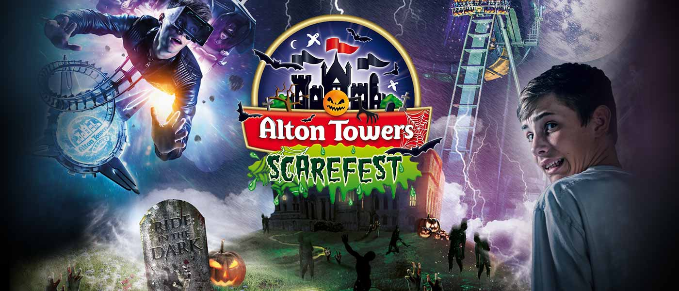 Trick at the Alton Towers Resort