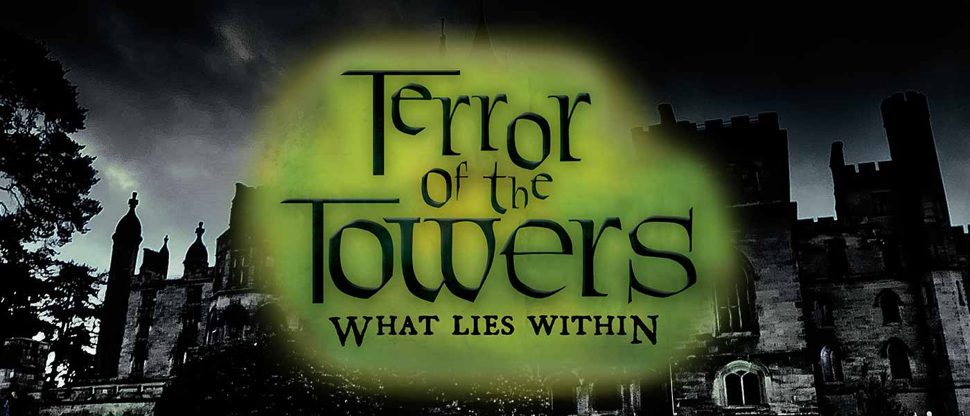 Terror of the Towers: What Lies Within at the Alton Towers Resort
