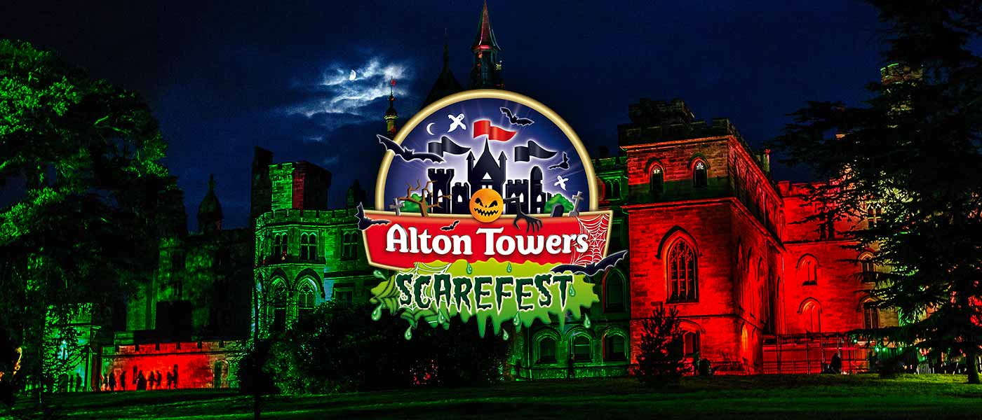 Scarefest 2019 at Alton Towers Resort