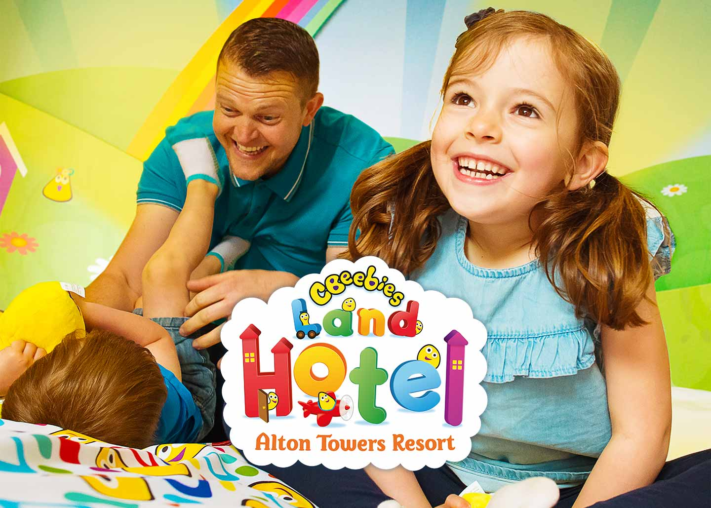 CBeebies Land Hotel at Alton Towers Resort