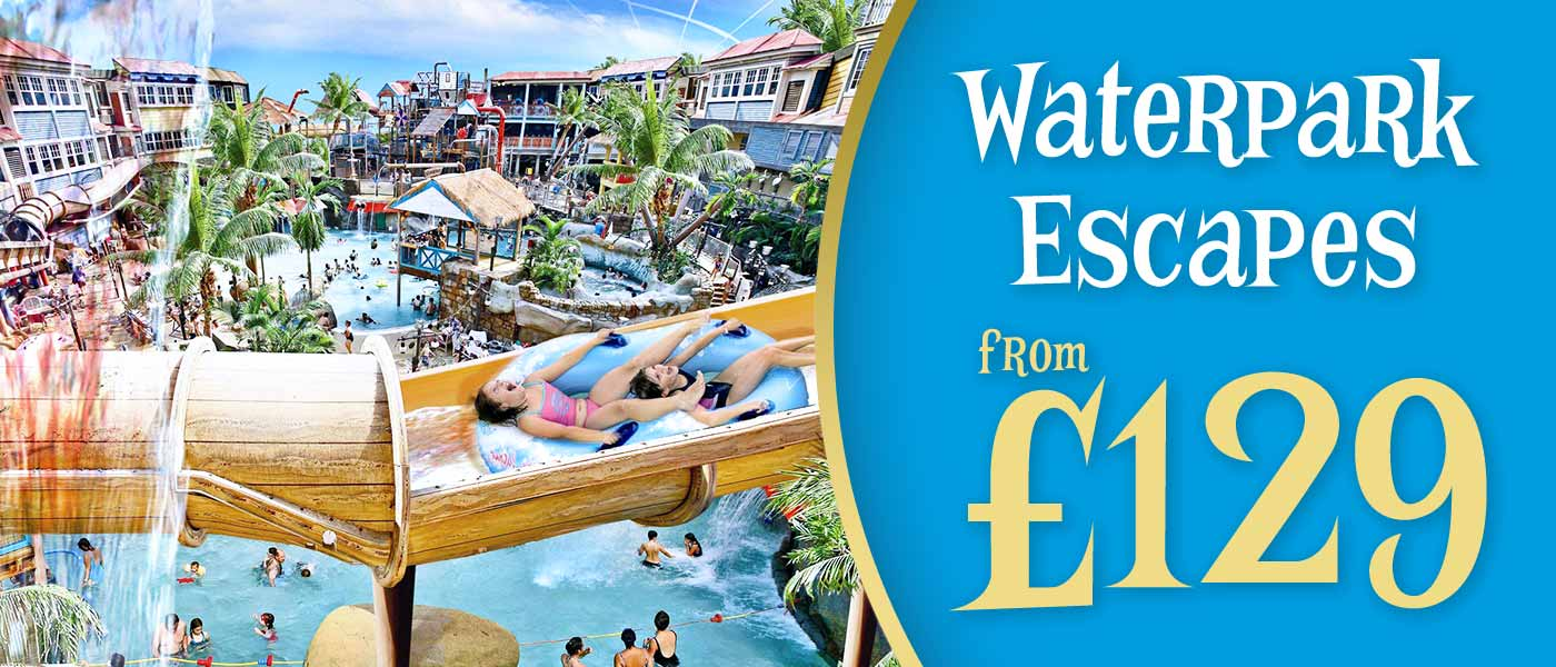 Waterpark Escapes at Alton Towers