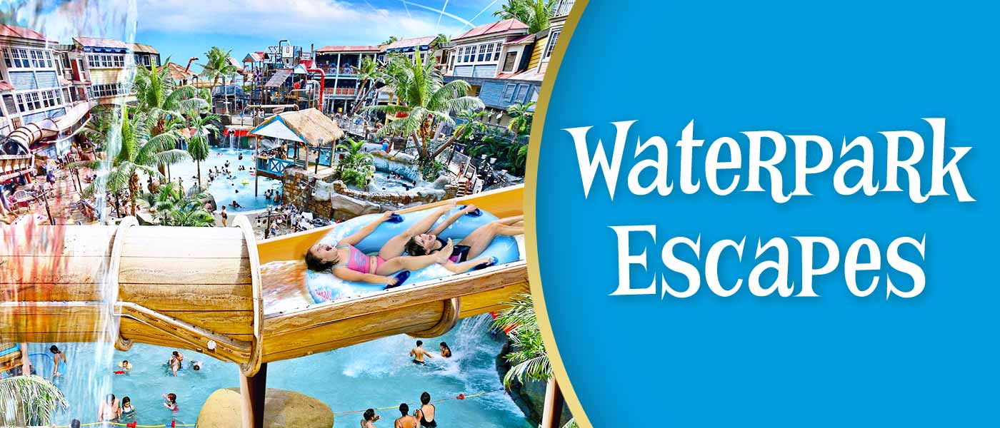 Waterpark Escapes at the Alton Towers Resort