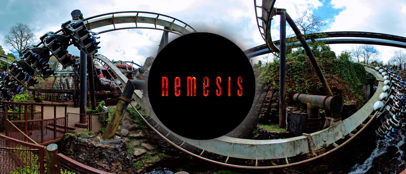 Nemesis at Alton Towers Resort