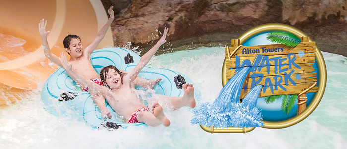 Water Escapes at Alton Towers Resort