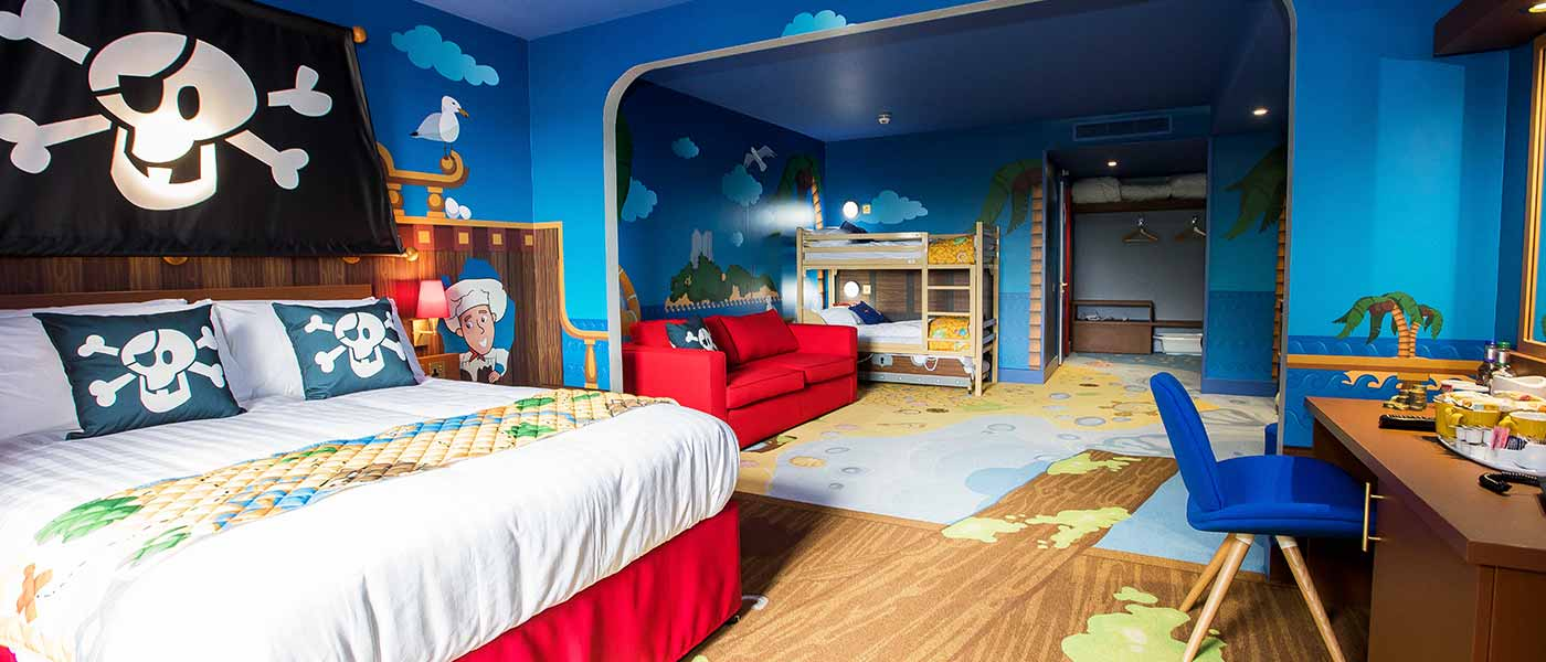 CBeebies Land Hotel at Alton Towers