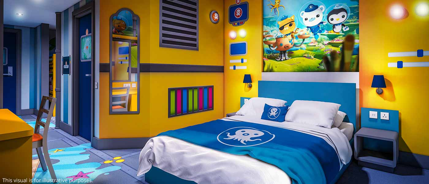 Best Themed Room At Alton Towers