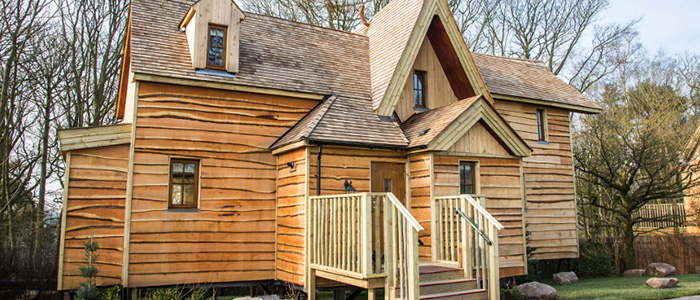 Enchanted Village Luxury Treehouses at Alton