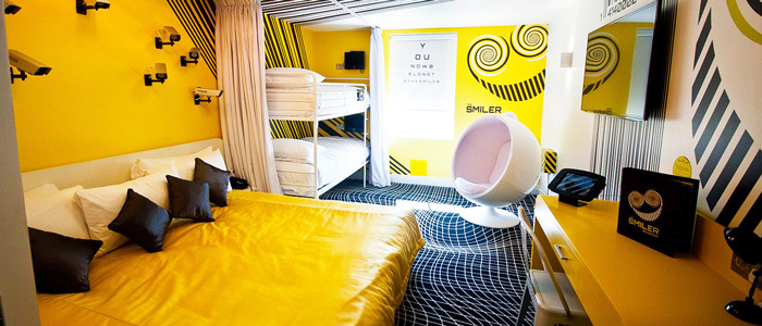 The Smiler Room